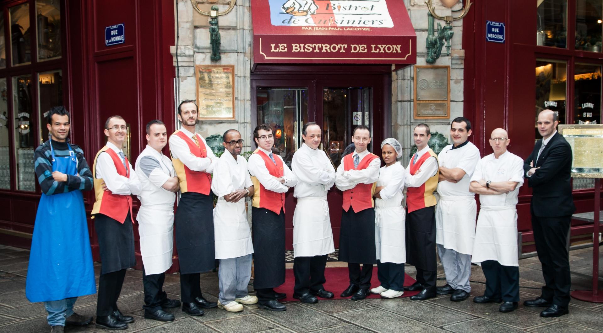 Team Bistrot de Lyon