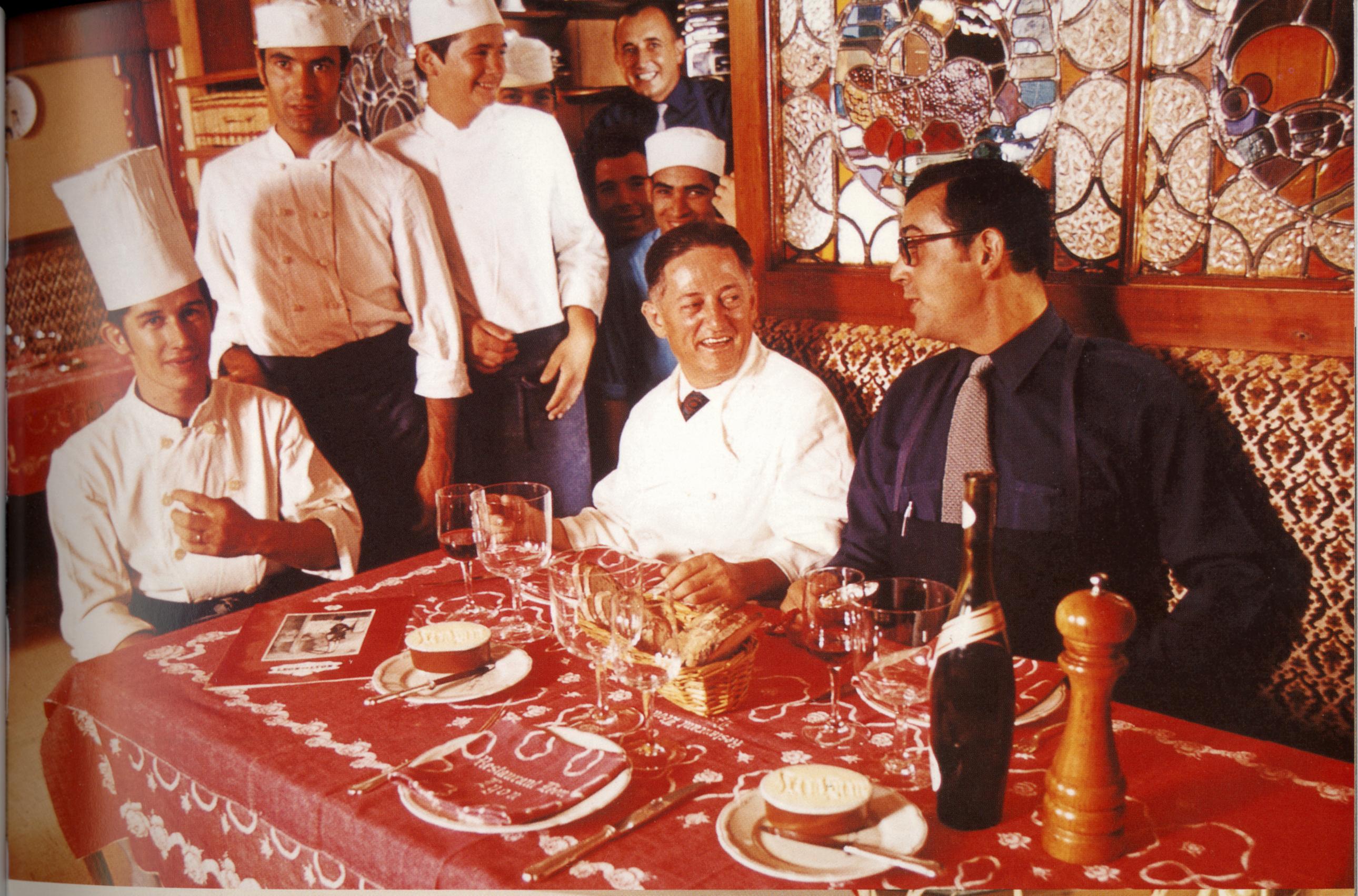 Bistrots de cuisiniers