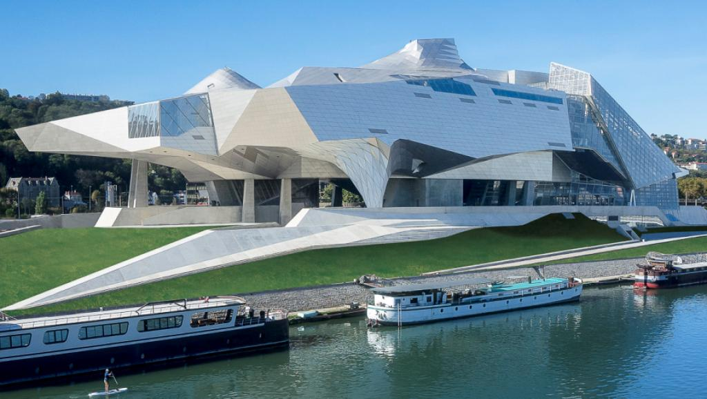 Musée de Confluences