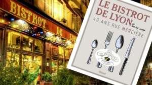 Livre Le Bistrot de Lyon